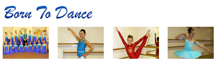 Stockists of all forms of dancewear