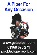 Piper for any occasion