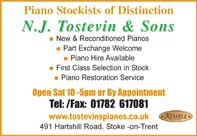 piano stockists of distinction