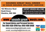 mail order and delivery service